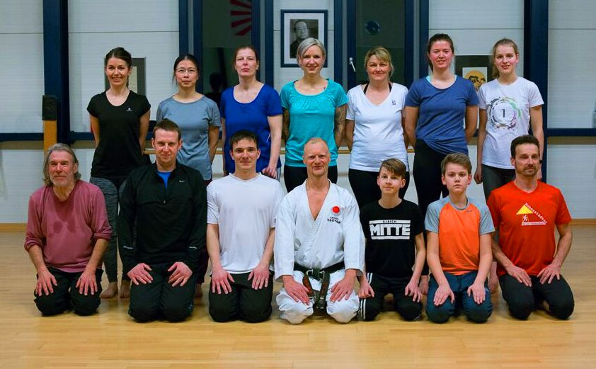 JKA Karate Einsteigergruppe Bad Camberg 2018