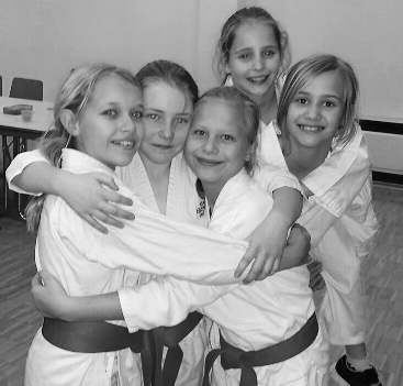 Karate Kids Hofen 2017